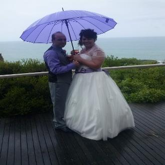 A Wedding in The Rain - beautiful