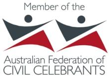 Australian Federation of Civil Celebrants Logo